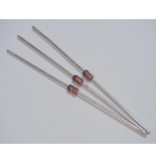 1.3W zenerova dioda - 10V, (zelená-červená)