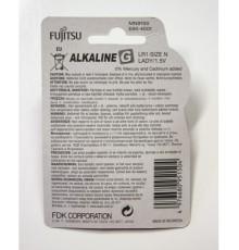 Baterie Fujitsu LR1 - GP 910 - N - řady - speciální - alkalická - 1ks blistr