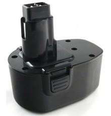 Náhradní nový akumulátor - baterie pro Black & Decker - 14.4V - 2000mAh - NiMh - A9262, A9272
