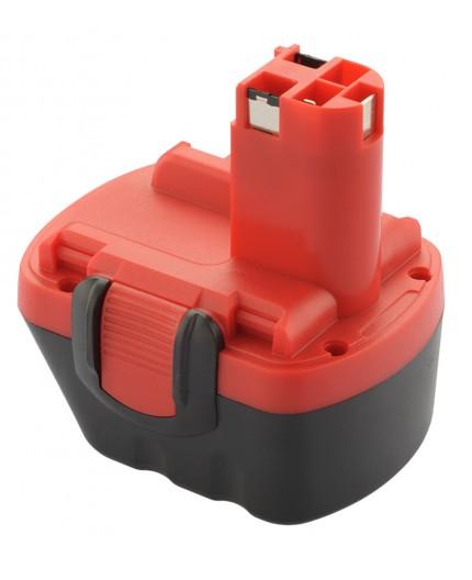 Náhradní nový akumulátor - baterie pro BOSCH - 12V - 2000mAh - NiMh - GSR12VE-2 - 2607335375 - BAT043