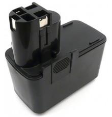 Náhradní nový akumulátor - baterie pro BOSCH - 12V - 2000mAh - C - NiMh - GSR12VPE-2 - 2607335090