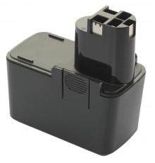 Náhradní nový akumulátor - baterie pro BOSCH - 9.6V - 3000mAh - B - NiMh - 2607335035 - 2607335152 - GSR9.6VE2