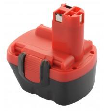 Náhradní nový akumulátor - baterie pro BOSCH - 12V - 2000mAh - NiCd - GSR12VE-2 - 2607335375 - BAT043