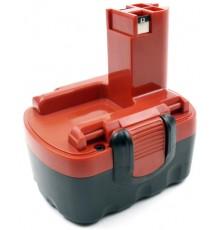 Náhradní nový akumulátor - baterie pro BOSCH - 14.4V - 2000mAh - A - NiCd - GSR14.4VE-2 - 2607335276
