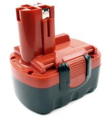 Náhradní nový akumulátor - baterie pro BOSCH - 14.4V - 2200mAh - A - NiMh - GSR14.4VE-2 - 2607335276