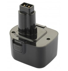 Náhradní nový akumulátor - baterie pro DeWALT - 12V - 3000mAh - NiMh - DE9071 - DW9072 - DW9074