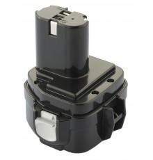 Náhradní nový akumulátor - baterie pro MAKITA - 12V - 3000mAh - NiMh - 1220 - 1222 - 1233 - 1234