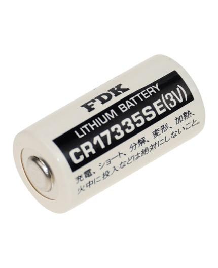 Lithiová baterie 3.0V, 1.8Ah, 2/3A, CR123, CR17335SE | ER17335
