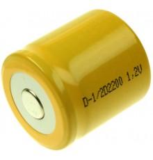 Akumulátor - baterie 1/2 D - 1.2V/2200mAh - NiCd | NS-1/2D2200