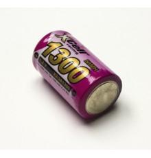 Akumulátor - baterie 2/3 A, 1.2V/1300mAh, NiMh, HD | XCE-2/3A1300
