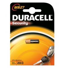 Baterie Duracell MN 27 speciální - alkalická - blistr 1ks - typ 27A