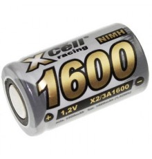 Akumulátor - baterie 2/3 A, 1.2V/1600mAh, NiMh, HD | XCE-2/3A1600
