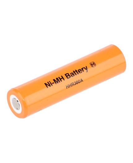 Akumulátor - baterie 4/3 A - 1.2V/3800mAh - NiMh | HHR-380A