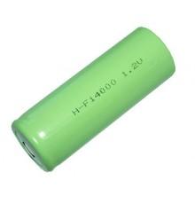 Akumulátor - baterie F, 1.2V/14000mAh, NiMh |H-F4414000H