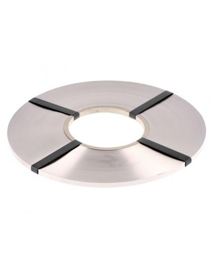 Niklovaný pásek pro bodování pájecích vývodů a výrobu akumulátorových packů - role 1.3kg