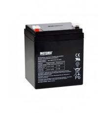 Olověná baterie - bezúdržbový akumulátor 12V - 5.0Ah - Motoma - MS12V5