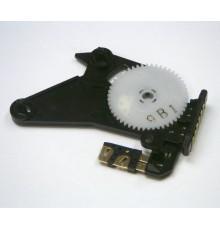 FS-224 - Mode přepínač  VCR AKAI