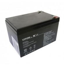 Olověná baterie - bezúdržbový akumulátor 12V - 14.0Ah - Vipow - LP14-12