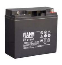 Olověná baterie - bezúdržbový akumulátor 12V - 18.0Ah - Fiamm - FG21803