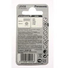 Baterie Panasonic LRV 08 speciální 12V - alkalická - blistr 1ks - typ 23A - A23