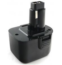 Náhradní nový akumulátor - baterie pro Black & Decker - 12V - 3000mAh - NiMh - A9275 - PS12VK