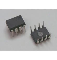 24C02 - EEPROM-IC, CMOS, Seriall, 256 x 8 Bit, DIP8