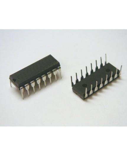 4020 - CMOS-LOGIC-IC, 14 Bit.binární čítač, DIP16