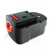 Náhradní nový akumulátor - baterie pro Black & Decker - 14.4V - 1500mAh - B - NiMh - BD1444L - A14E