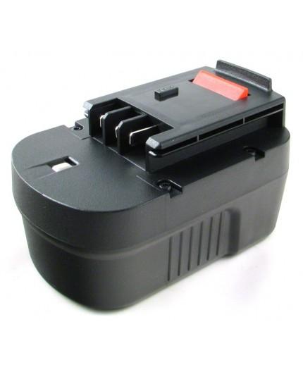 Náhradní nový akumulátor - baterie pro Black & Decker - 14.4V - 2000mAh - B - NiMh - BD1444L - A14E