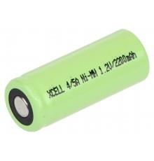 Akumulátor - baterie 4/5 A, 1.2V/ 2200mAh, NiMh | X4/5A2200
