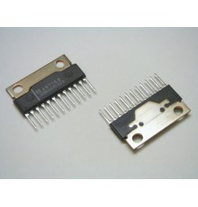 AN7168 - LIN-IC, 2*NF-E, <24V, 4A, 2*5.7W (13.2V/4R), SIL12