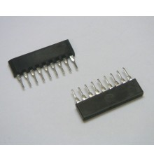 AN7311 - LIN-IC, Car-Radio, 2*NF-V, Ucc=<18V, SIP9