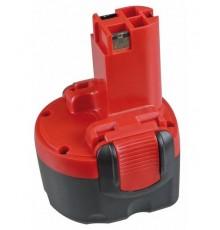 Náhradní nový akumulátor - baterie pro BOSCH - 9.6V - 2000mAh - A - NiMh - 2607335272 - GSR9.6VE-2