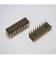 BA5102A - LIN-IC, VC, Audio-amp, REC/PLAY-amp., logic, DIP18