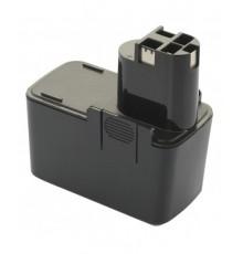 Náhradní nový akumulátor - baterie pro BOSCH - 9.6V - 2000mAh - B - NiMh - 2607335037 - GSR9.6VES-2