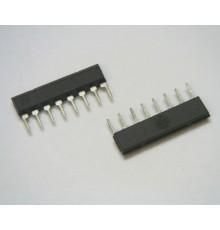 BA6993N - KOP-IC, Dual comparator, SIP8