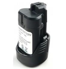 Náhradní nový akumulátor - baterie pro BOSCH - 10.8V - 1500mAh - Li-ion - 2607336013 - GSR10.8L-Li