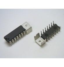 LA4100 - LIN-IC, NF-E, 9V, 1W (6V/4R), = LA4101, DIP14+g