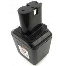 Náhradní nový akumulátor - baterie pro BOSCH - 12V - 3000mAh - B - NiMh - 2607335014 - GBM12VE