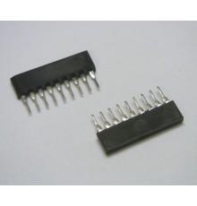 LA7910 - LIN-IC, TV, Tuner Band, VHF-L, VHF-H, 15V, SIP9