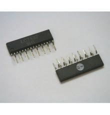 LC7432 - CMOS-IC, VC, VHS chroma-processor (NTSC), SQP16