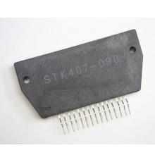 STK407-090 - HYBRID-IC, 2*NF-E, ±54V, >80W (±40V/6R), 0.1%, HYB