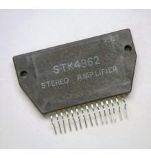 STK4362 - HYBRID-IC, 2*NF-E, 50V, 2*>10W (33V/8R), HYB59x31