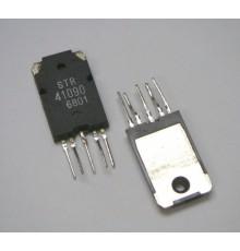 STR41090 - HYBRID-Z-IC, TV, Volt.s-reg, 89.5V, 6A, 27W, SIL5