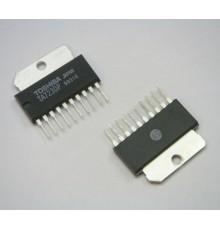 TA7230P - LIN-IC, 2*NF-E, 24V, 1.5A, 2*4W (14V/4R), SIL10