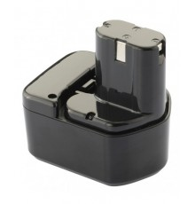 Náhradní nový akumulátor - baterie pro HITACHI - 12V - 2000mAh - NiMh - EB 1214S - EB 1220HL - EB 1220HS