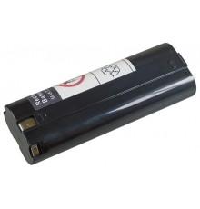 Náhradní nový akumulátor - baterie pro MAKITA, 7.2V, 2000mAh, NiMh - 7000, 7001, 7002, 7033, 191676-9