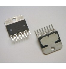 TDA7394 - LIN-IC, 2*NF-E, 28V, 4.5A, 28W (14V/2R), BTL, SQL15