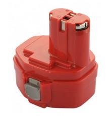 Náhradní nový akumulátor - baterie pro MAKITA - 14.4V - 2000mAh - NiMh - 1420 - 1422 - 1433 - 1926001 - 192600-1