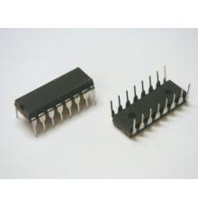 TDA8395P - LIN-IC, CTV, SECAM-decoder, 8V, 18mA, DIP16
